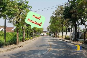 ขายที่ดินเปล่า ซอยพุทธมณฑล สาย 2 ซอย 11 เนื้อที่ 2 ไร่ 97 ตารางวา ติดถนน 2 ด้าน