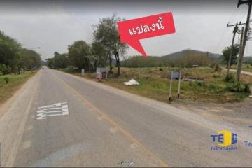ที่ดินมวกเหล็ก เป็นที่ดินเปล่าเนื้อที่ 40ไร่ ติดถนนทางหลวงแผ่นดินหมายเลข 2224 ติดถนน 2 ด้าน