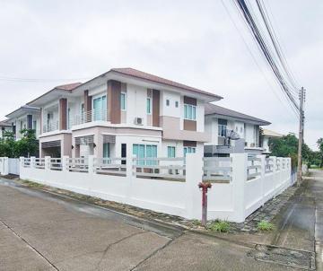 หมู่บ้านเลควัลเลย์ เฟส 1 บ่อวิน ชลบุรี บนเนื้อที่ 89.4 ตารางวา 3 ห้องนอน 3 ห้องน้ำ